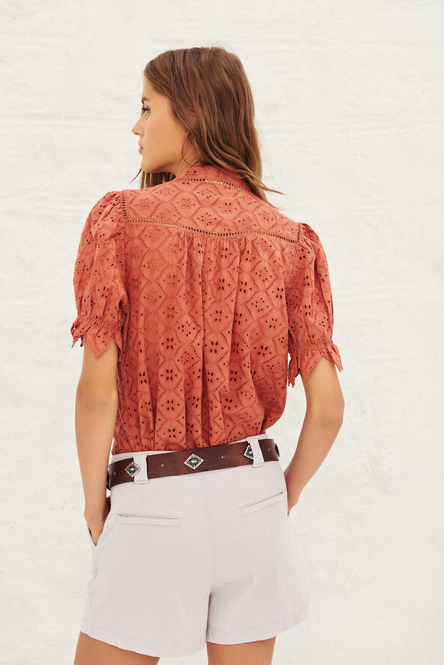CHEMISE BIRKIN tops & chemises PECHE