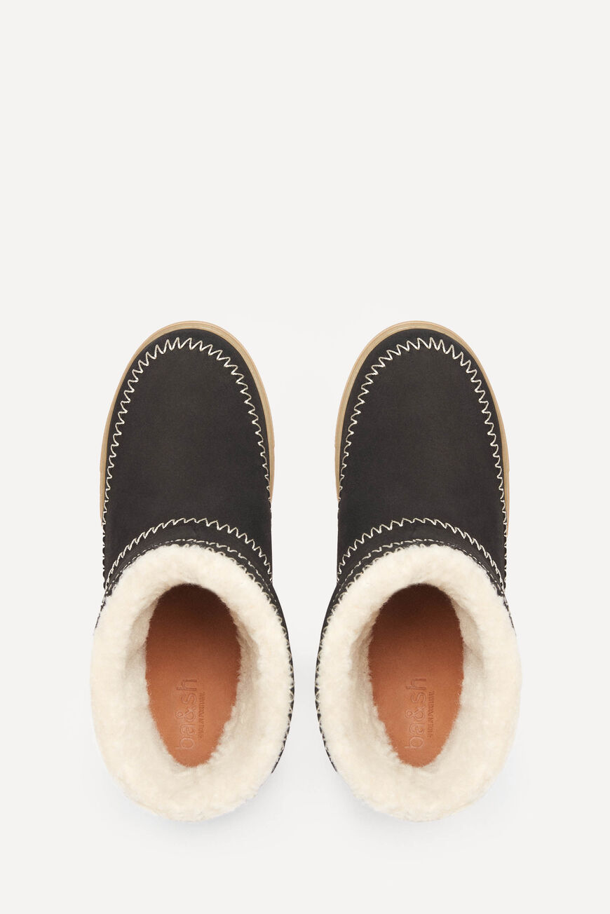 CHAMBERY BOOTS SHOES NOIR