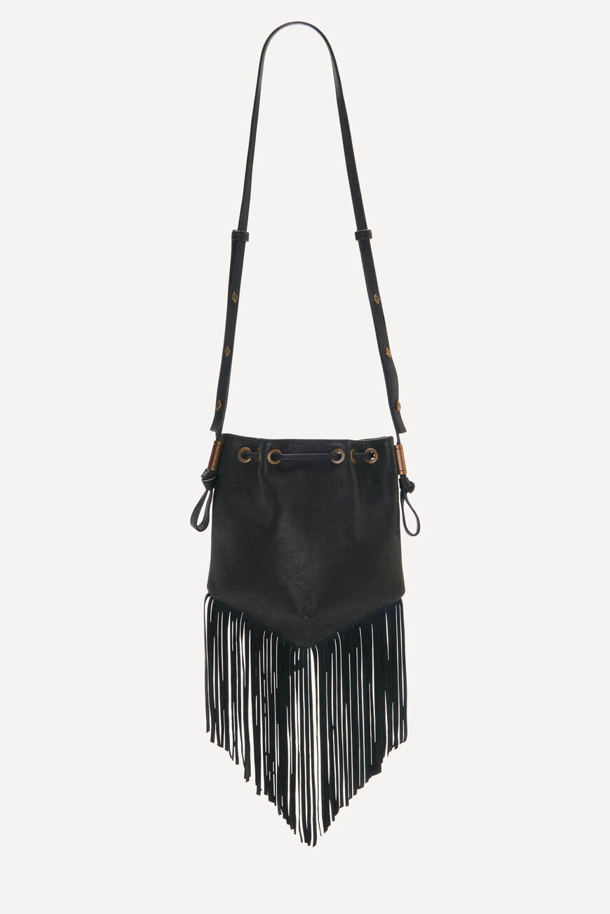 BOURSE SPARROW CROSSBODY BAGS NOIR