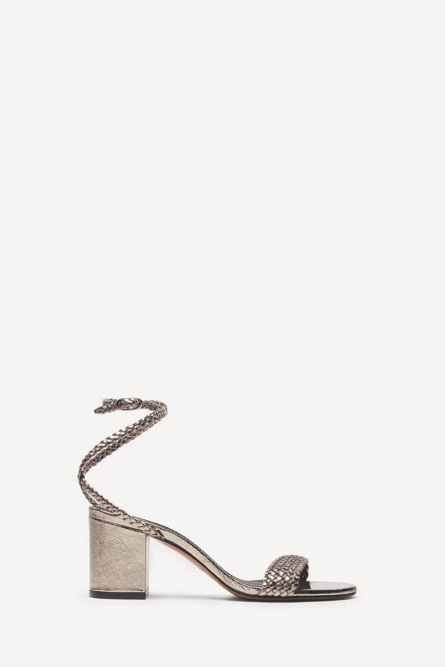 SANDALIAS CHIRAN PUMPS AND SANDALS BRONZE