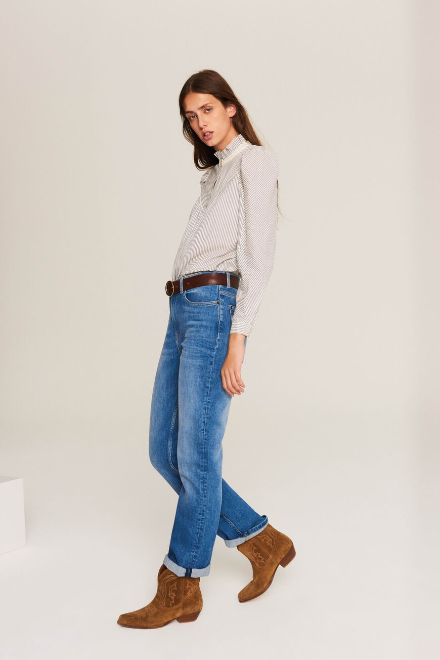 JEANS COSM TROUSERS & JEANS