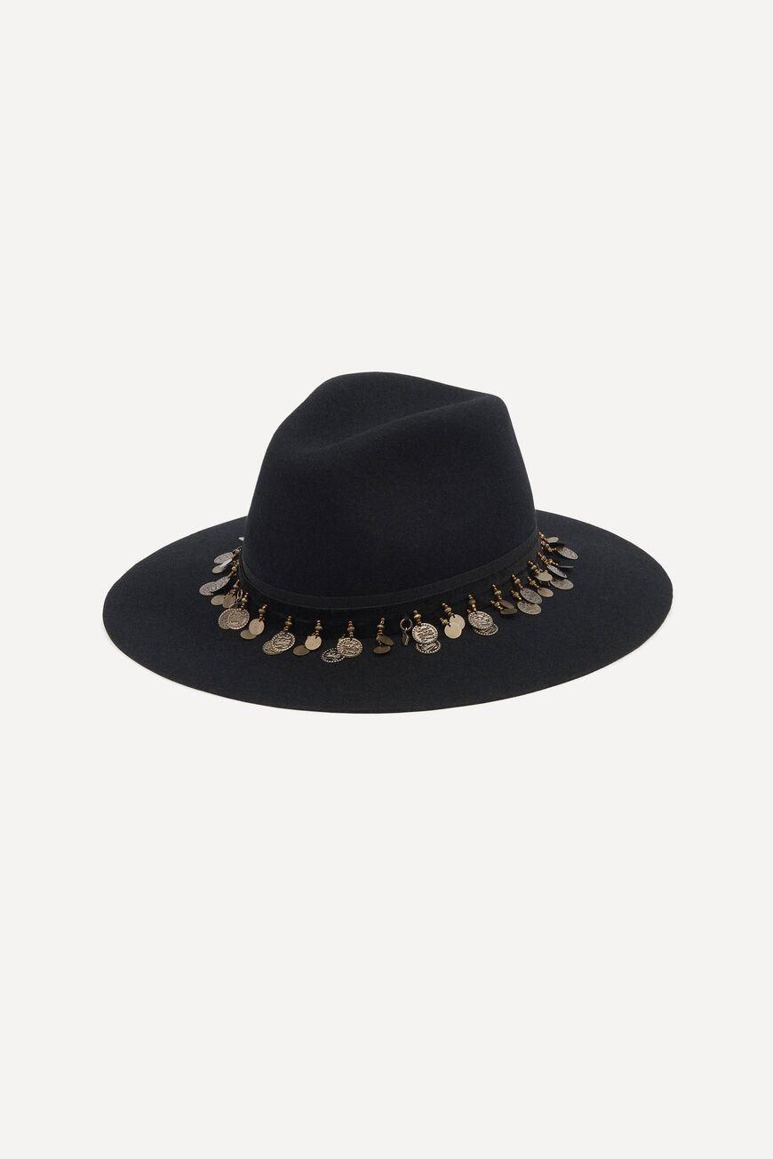 HUGO HAT HATS & CAPS NOIR