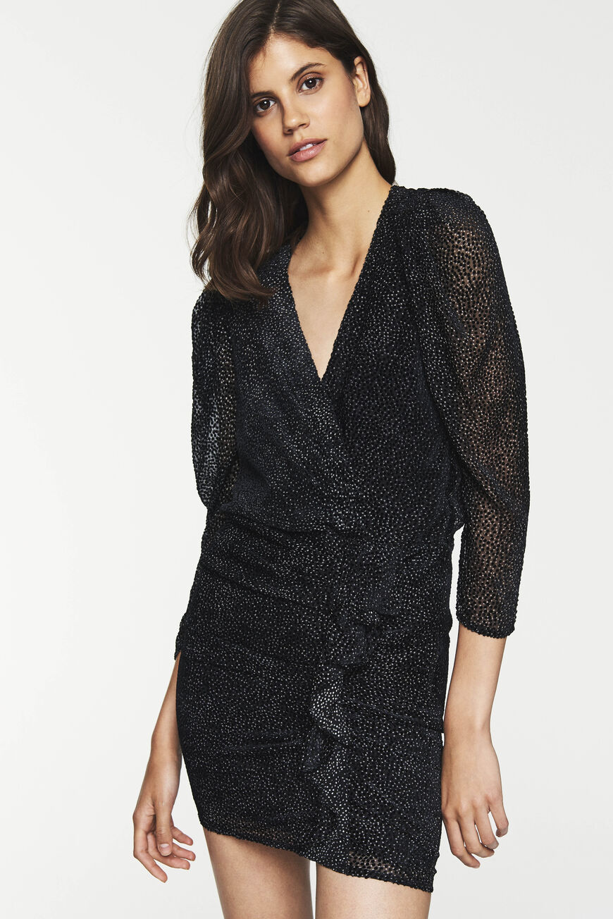a0b00ef4 Dresses ba&sh • Long dresses, black dresses, lace dresses