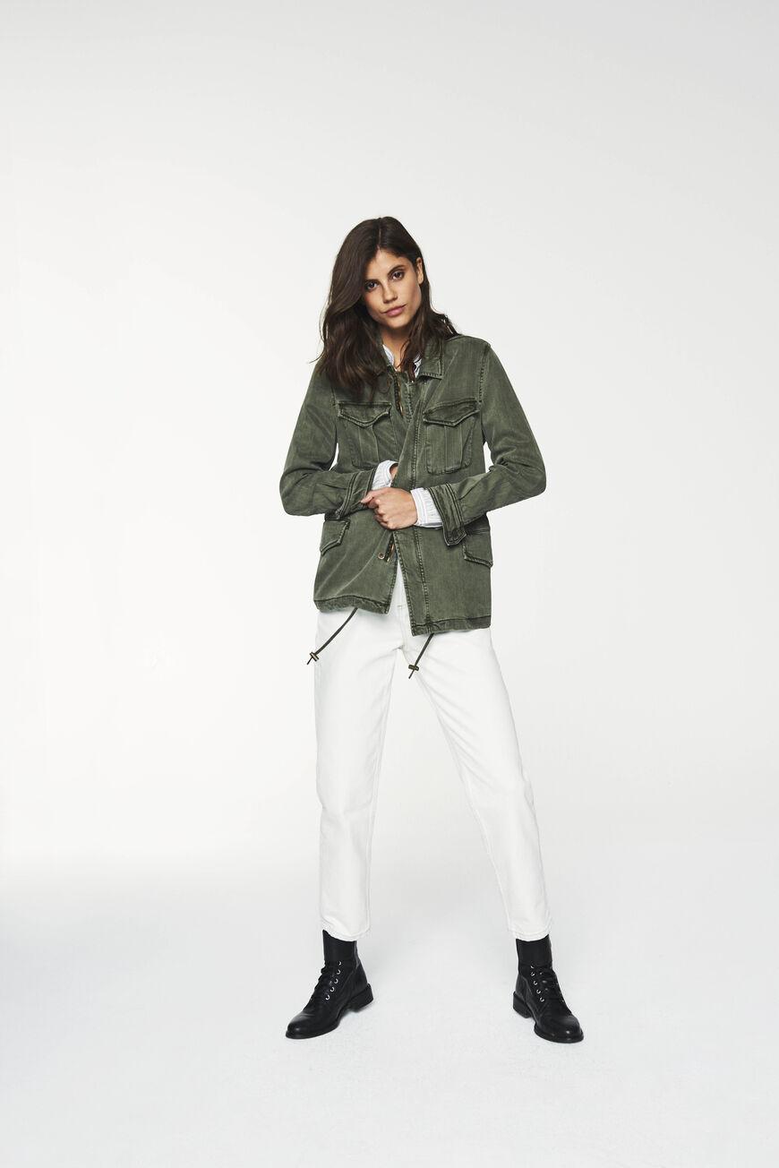 76656b38a7 Veste, manteau ba&sh • Trench, veste en jean femme