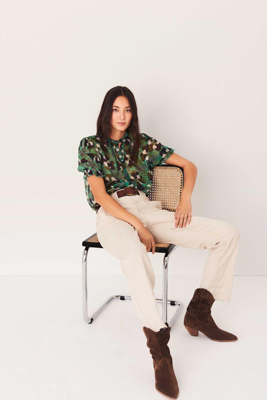 HAVANA SHIRT Tops & Shirts VERTDEAU