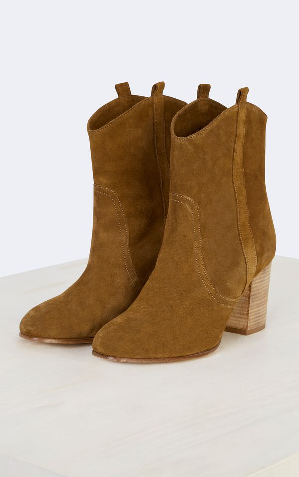 BOTTINES CURTIS