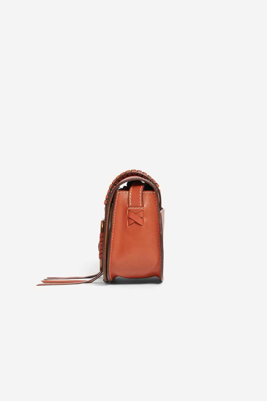 TEDDY S CALFSKIN BAG BAGS & ACCESSORIES