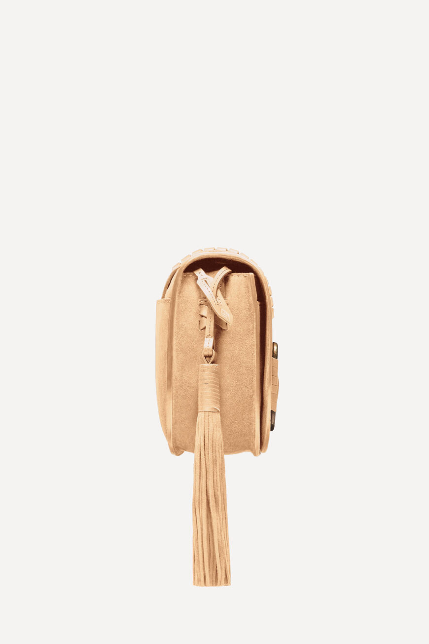 SAC TEDDY CROSSBODY BAGS DUNE