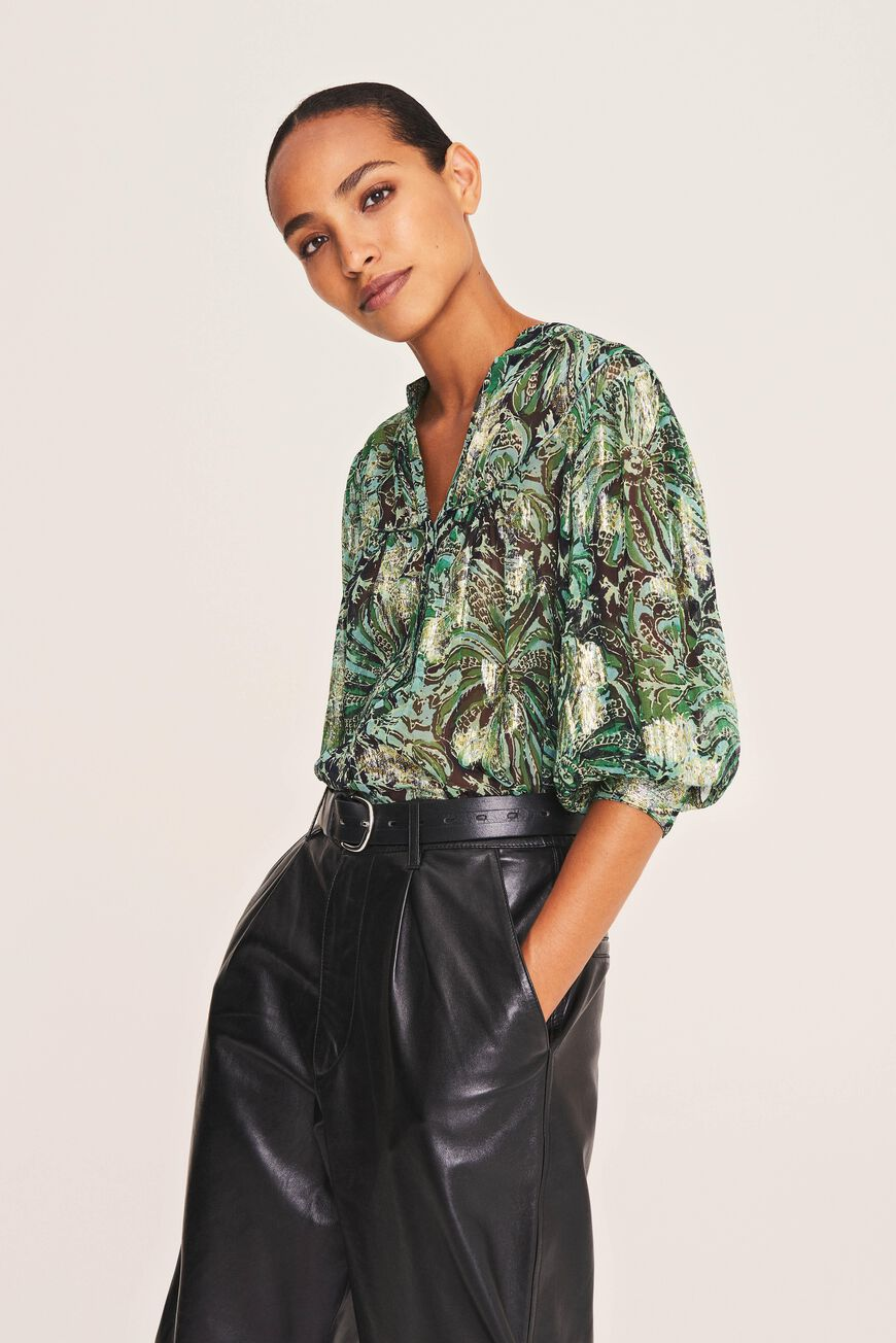 QUINCY BLOUSE SHIRTS