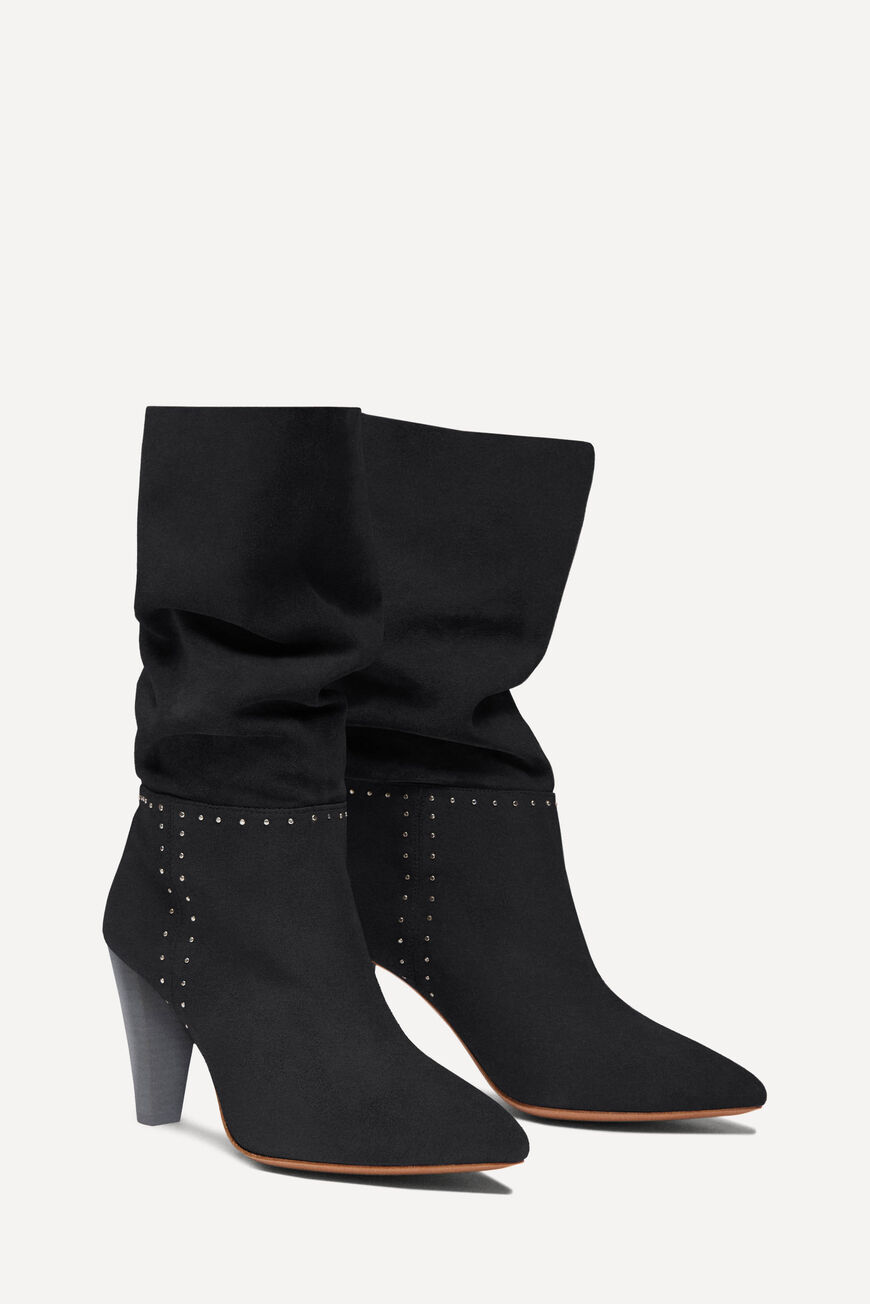 BOOTS CLEM SHOES NOIR