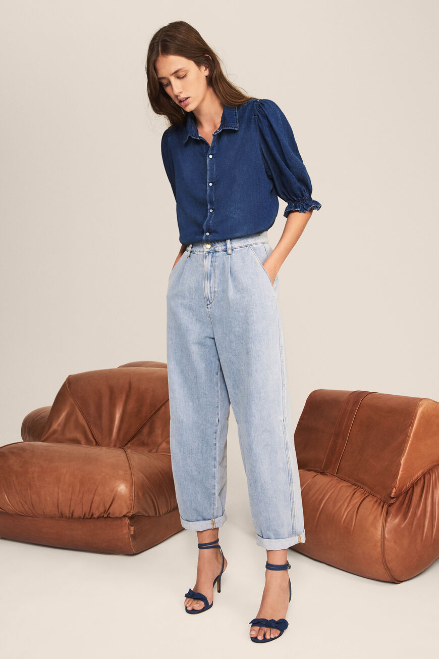 JEANS BOLTON TROUSERS & JEANS