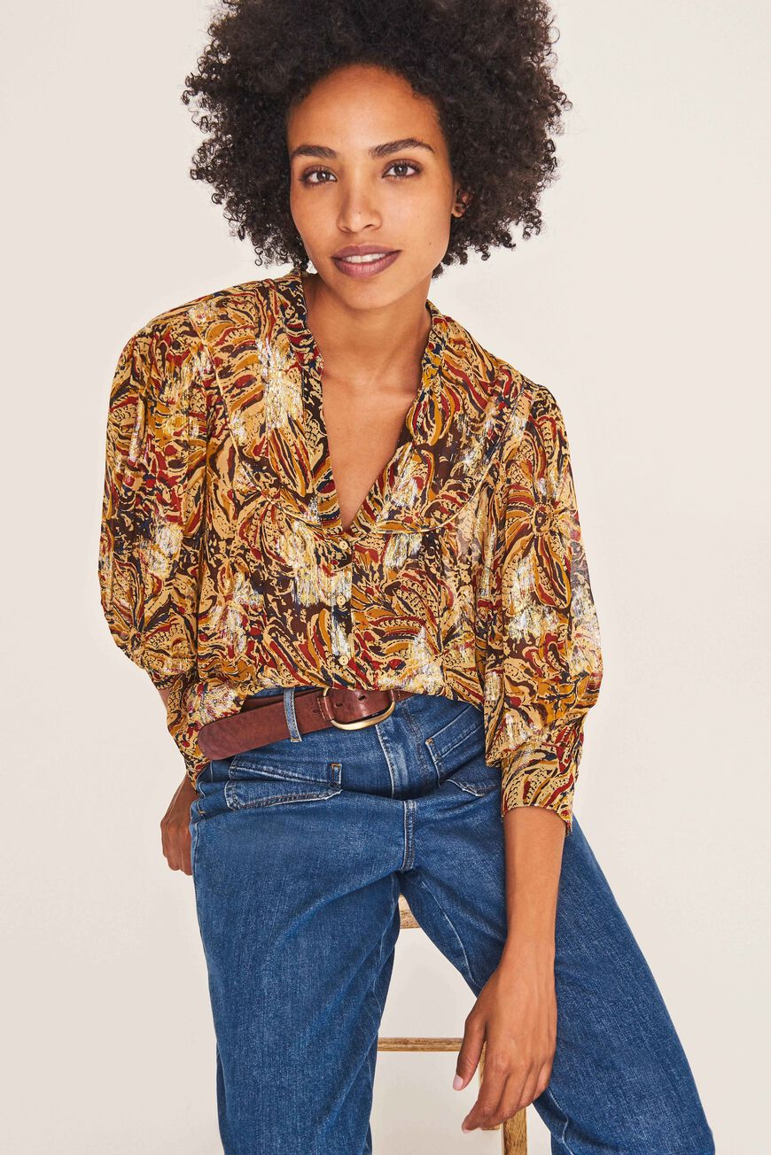 BLOUSE QUINCY CHEMISES