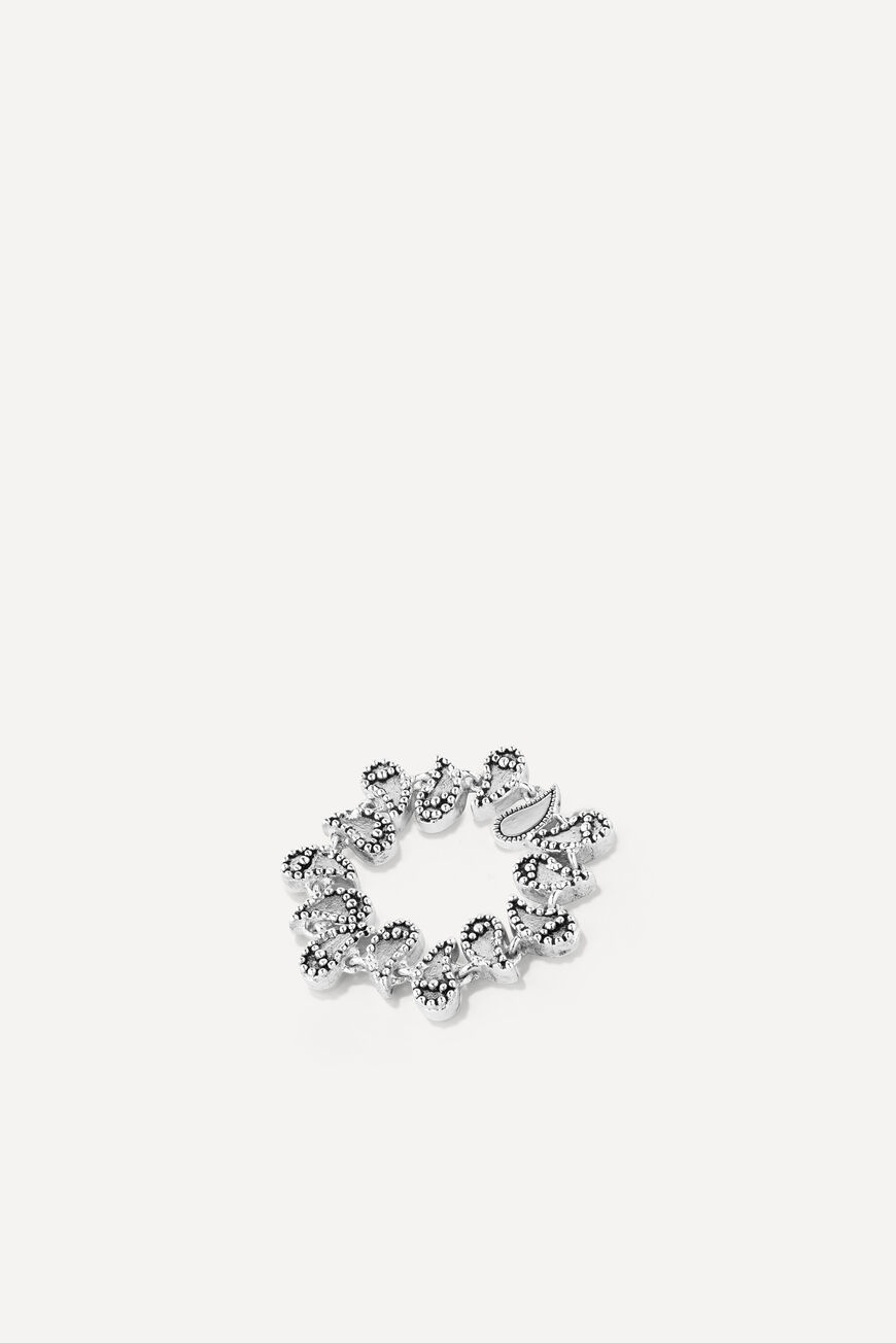 RING RITA JEWELS ARGENT