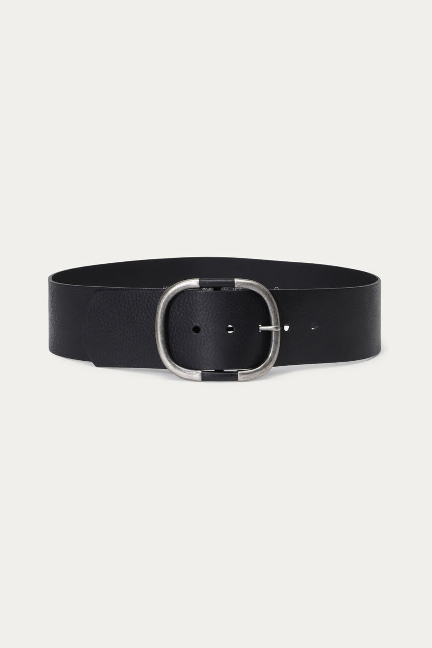 BIRMANE BELT BELTS NOIR