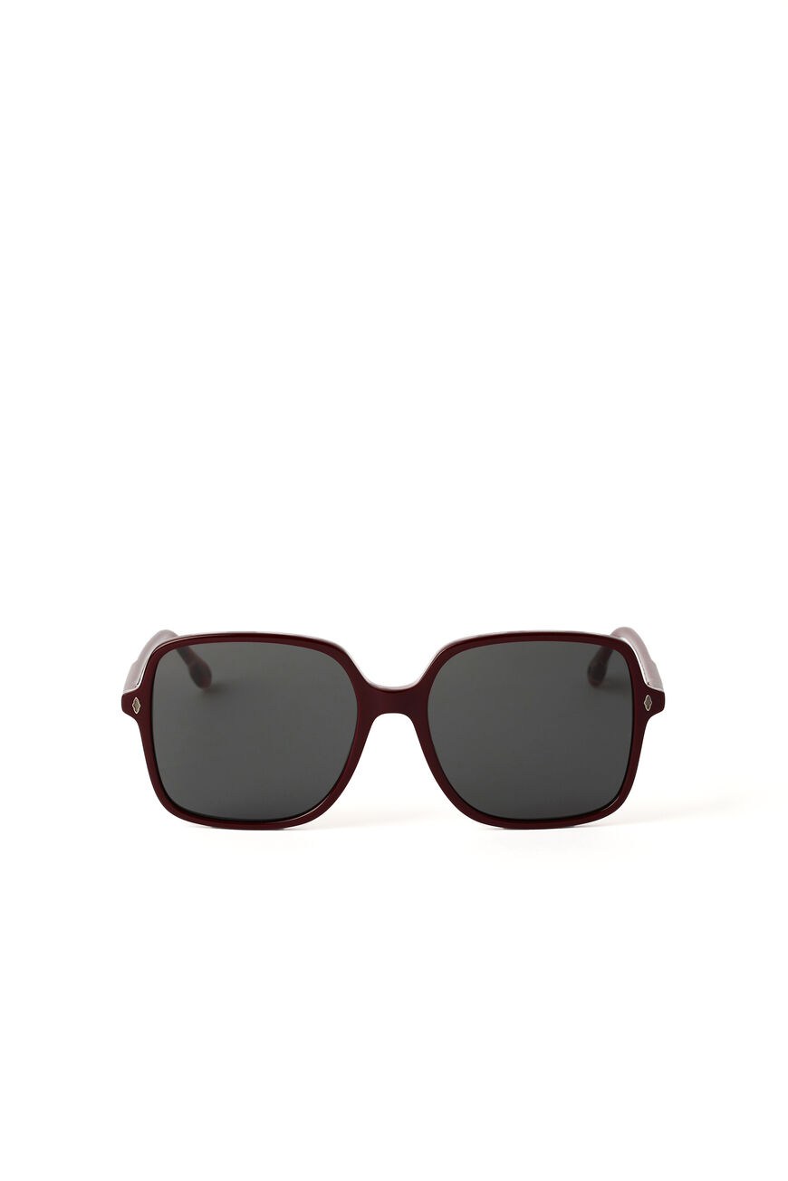 SUNGLASSES LANA EYEWEAR BORDEAUX