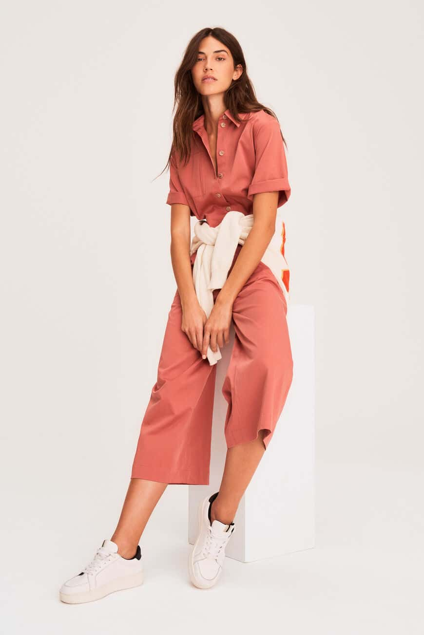 JUMPSUIT BRIGITTE -50% off BLUSH