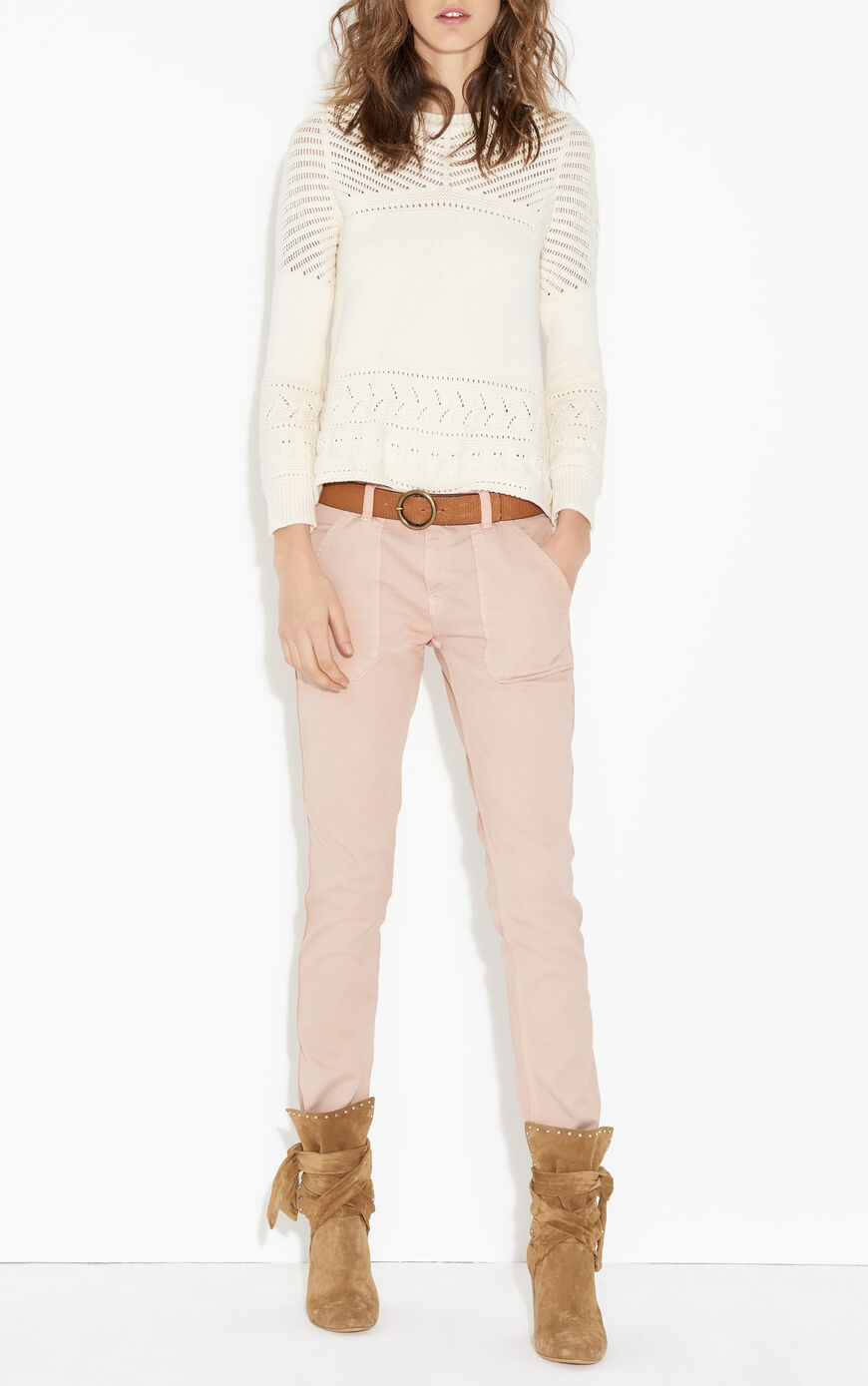 JEANS CSALLY TROUSERS & JEANS