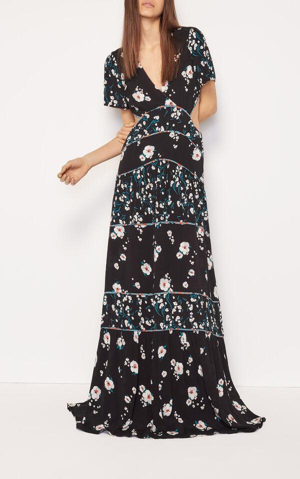 Dresses ba&sh • Long dresses, black dresses, lace dresses