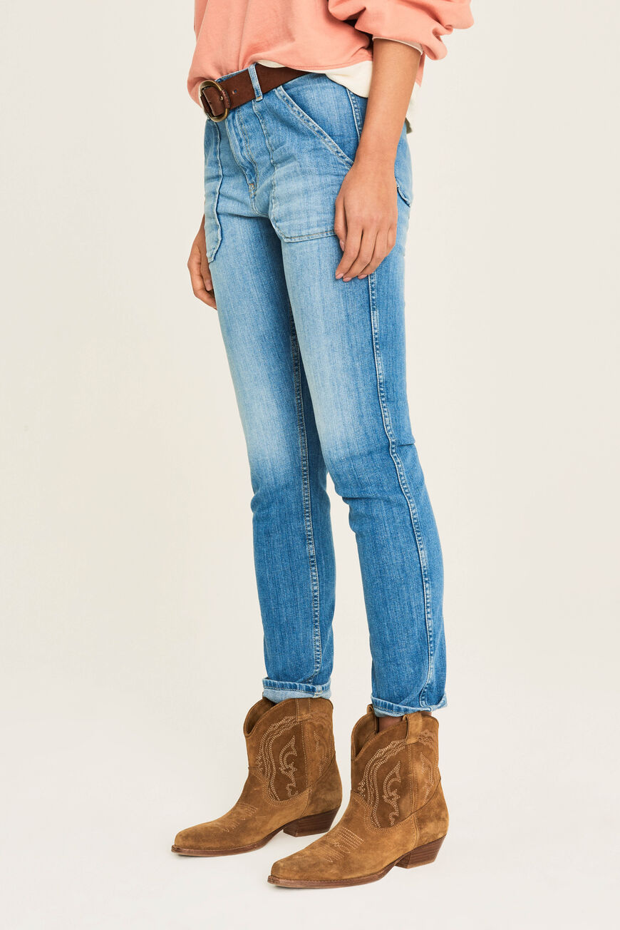 SALLY JEANS TROUSERS & JEANS