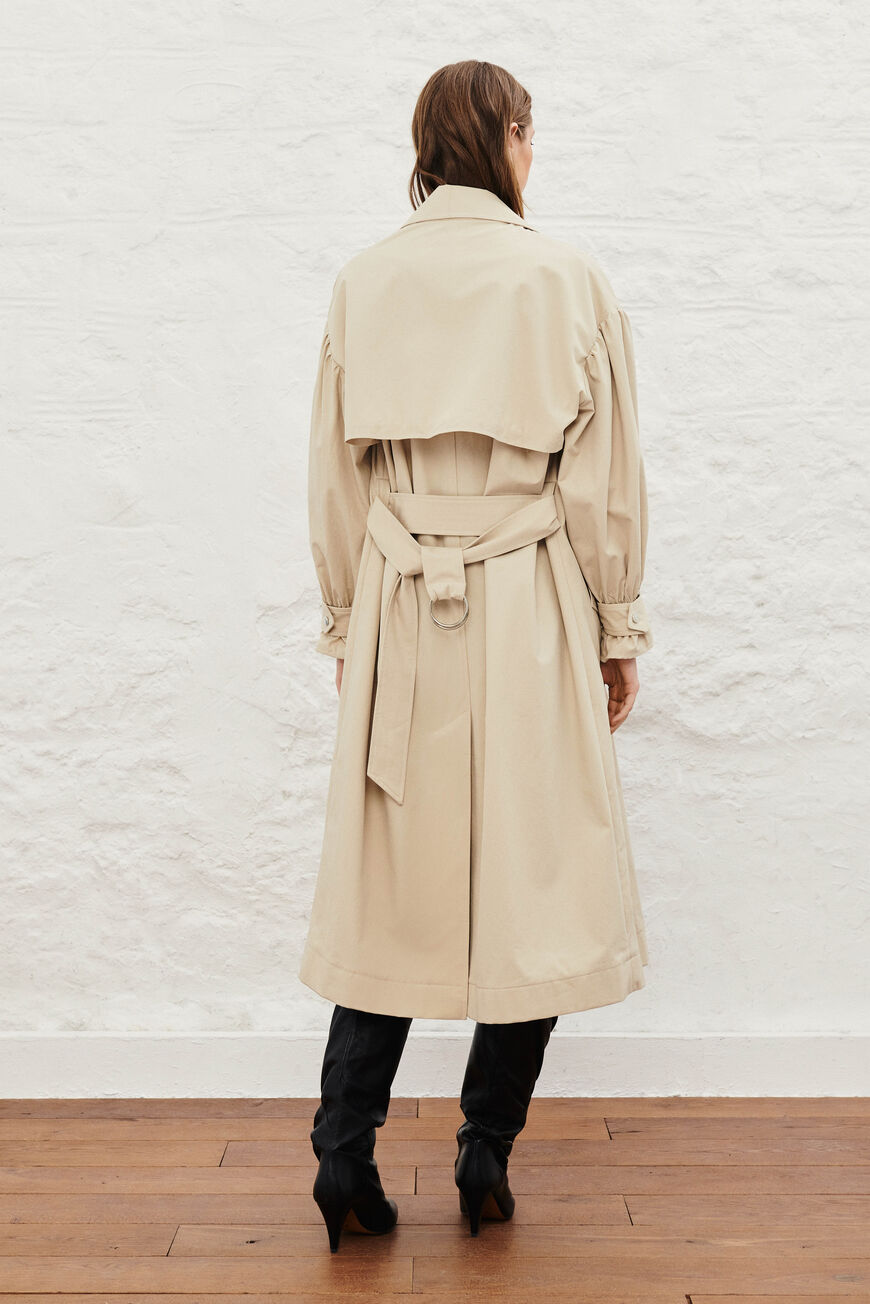 TRENCHCOAT ALAN Workwear BEIGE