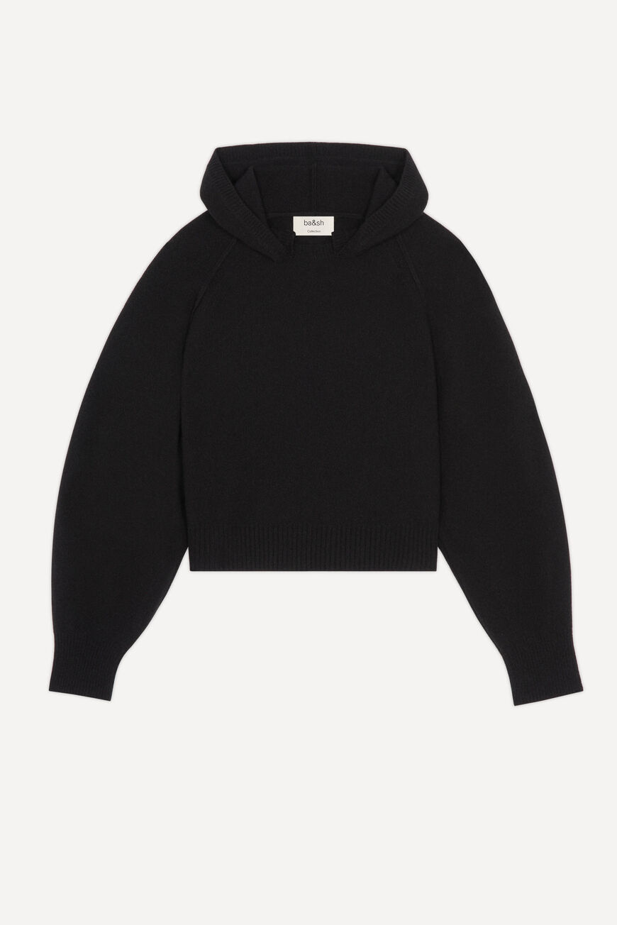 SWEATER BECKY JUMPERS NOIR