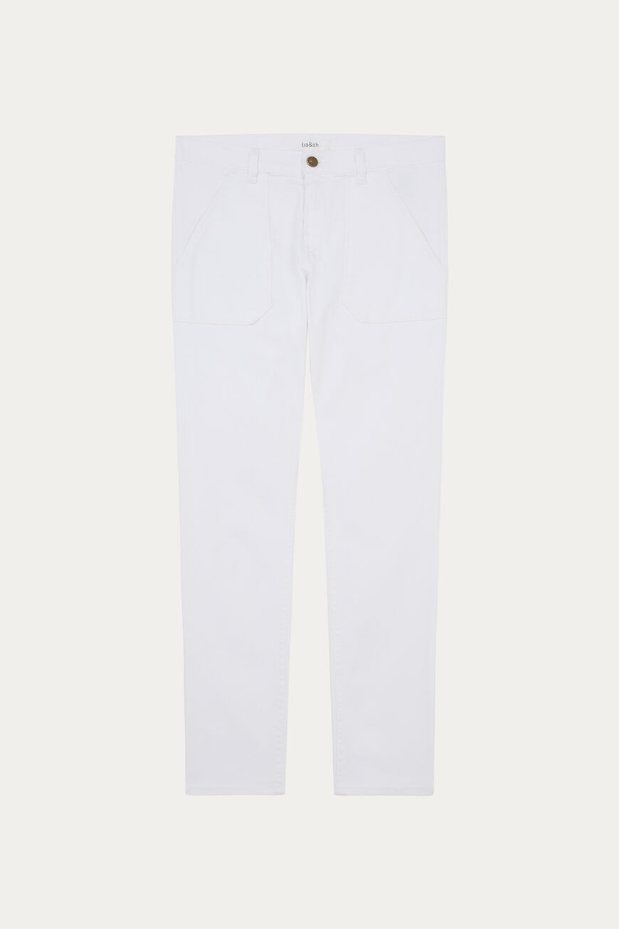 CSALLY TROUSERS TROUSERS & JEANS