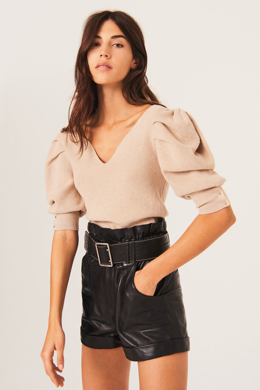 HARRIS JUMPER -40% off BEIGE
