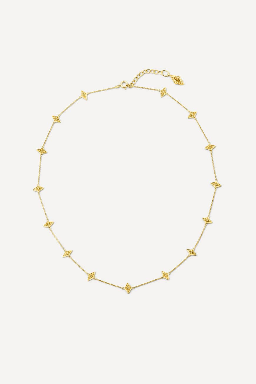 NECKLACE NITIS JEWELS OR