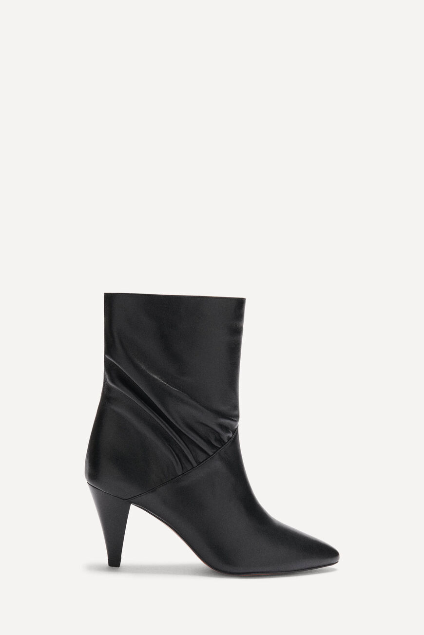 ANKLE-BOOTS CALIX SHOES NOIR