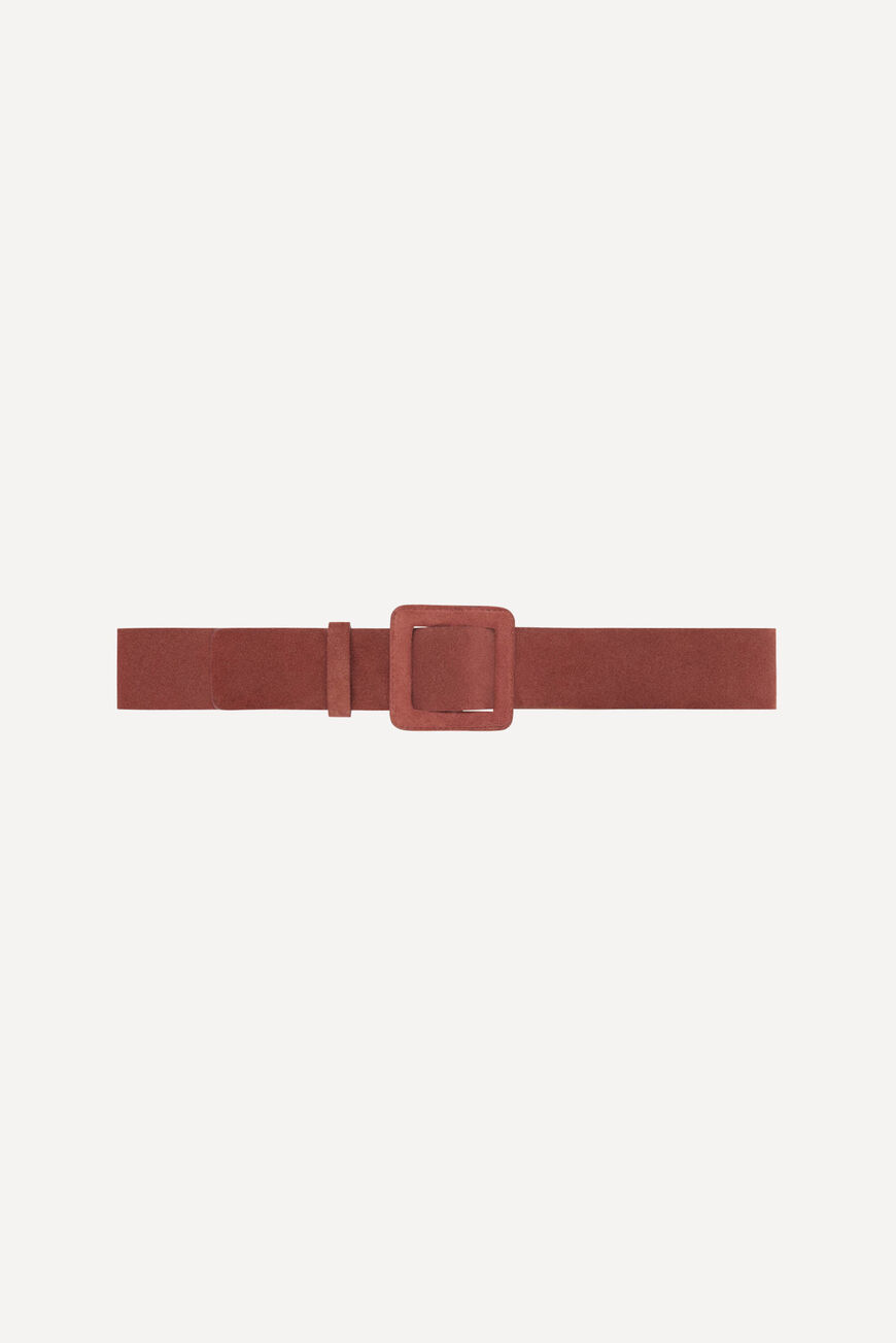 BELT BETTY BELTS MARRONE