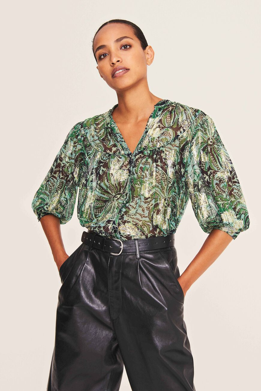 QUINCY BLOUSE -30% off