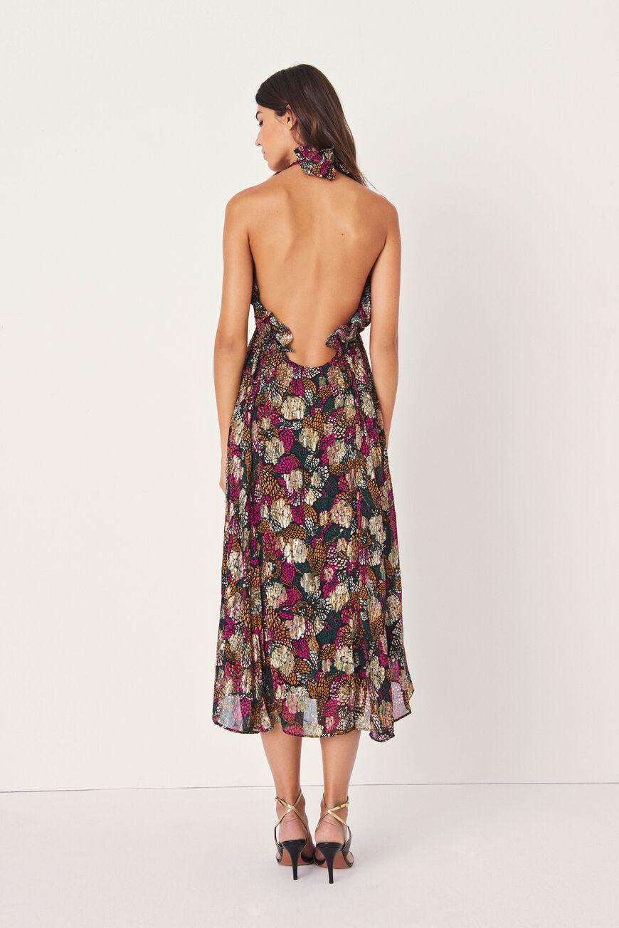 DRESS LEO MAXI DRESSES EMERAUDE