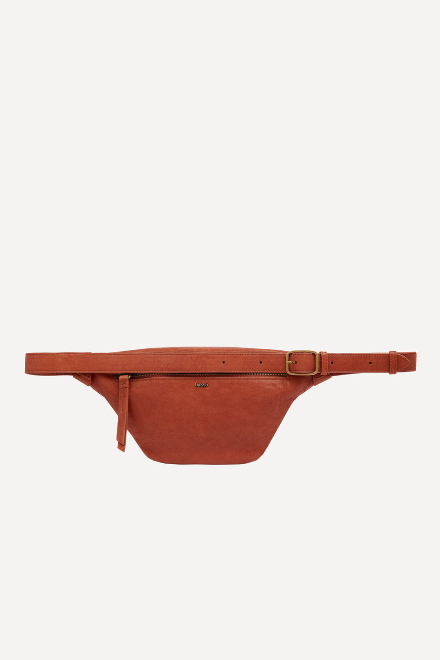 BUMBAG TEDDY ALL BAGS MARRON