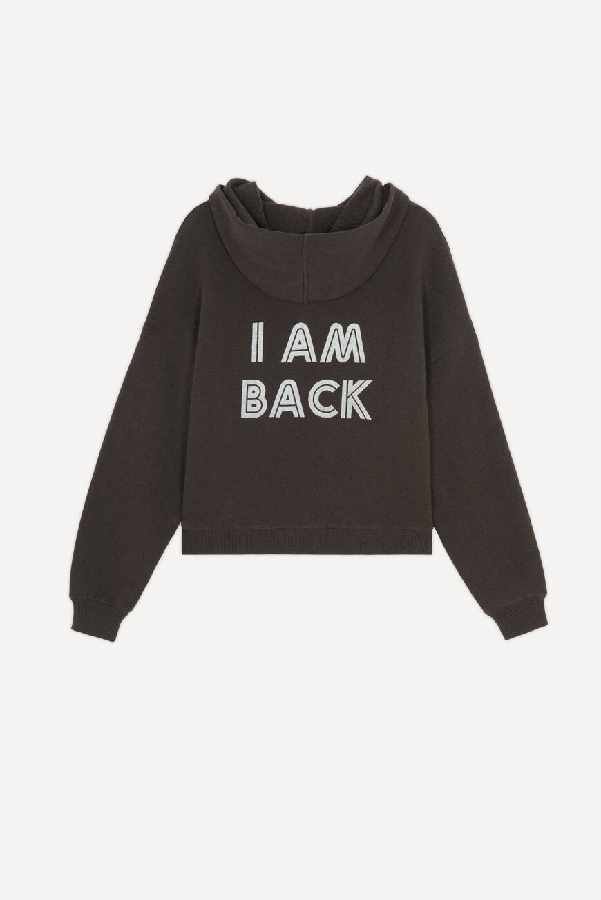 SWEATSHIRT TIMEO New Collection REGLISSE