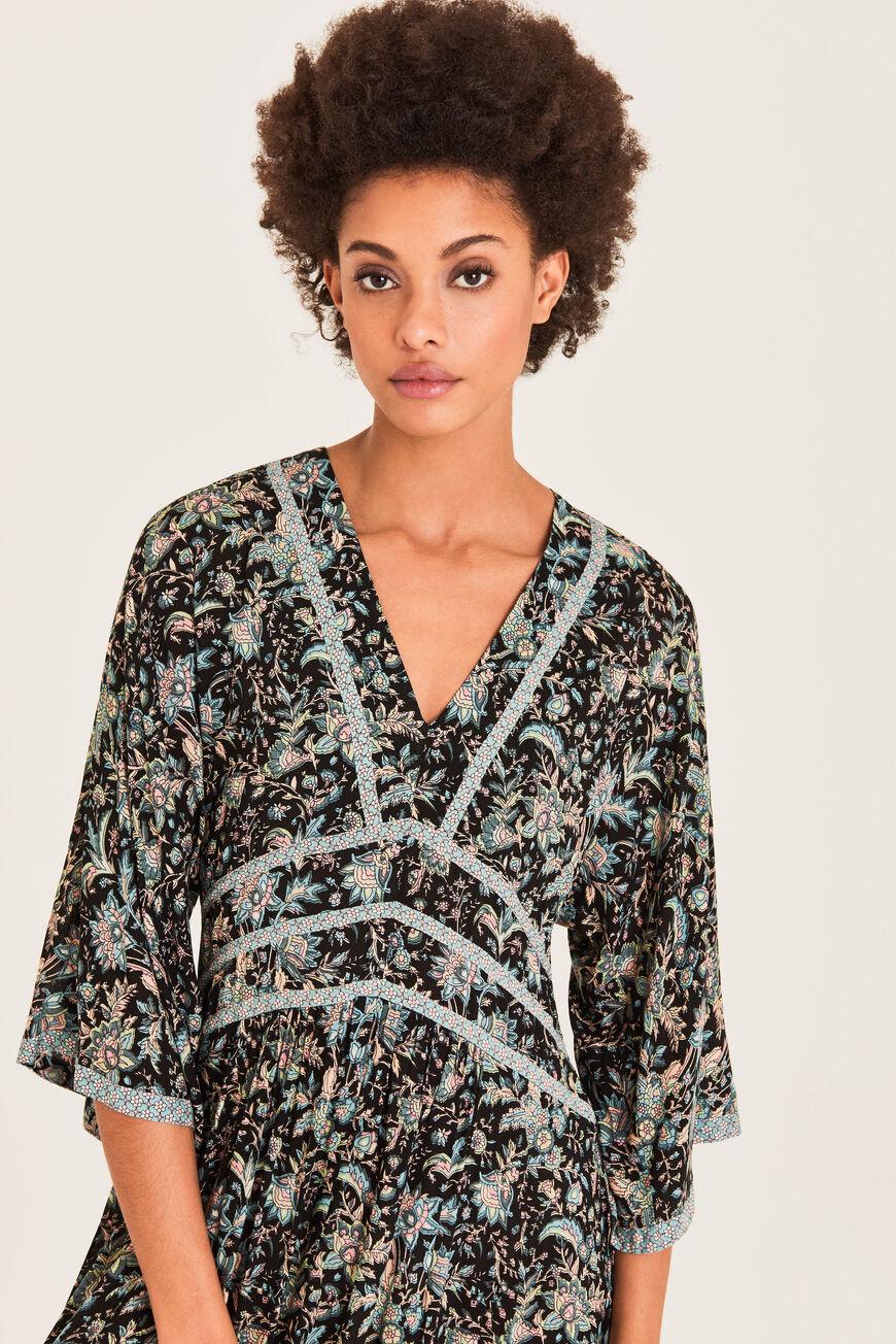DRESS BELLA MAXI DRESSES