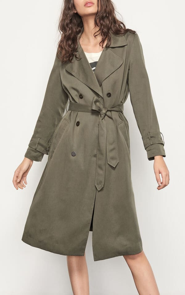 ZURICH TRENCH COAT