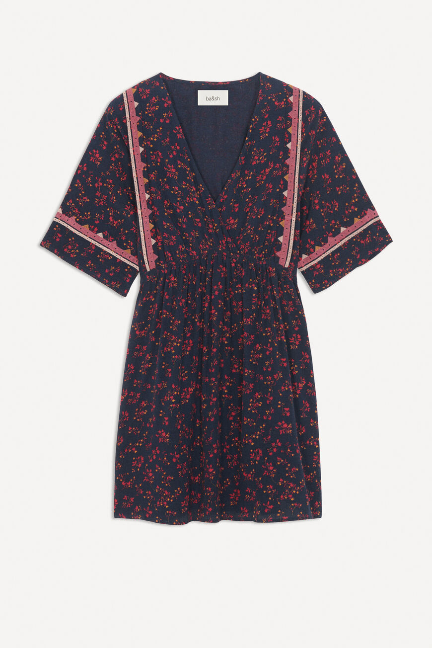 DRESS SETE MINI DRESSES MARINE