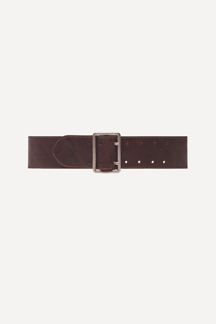 BELT BRAVE BELTS MARRON