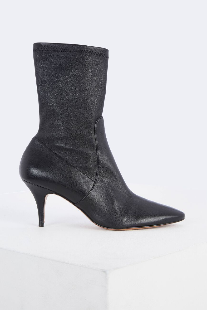 BOOTS COZETA Shoes NOIR