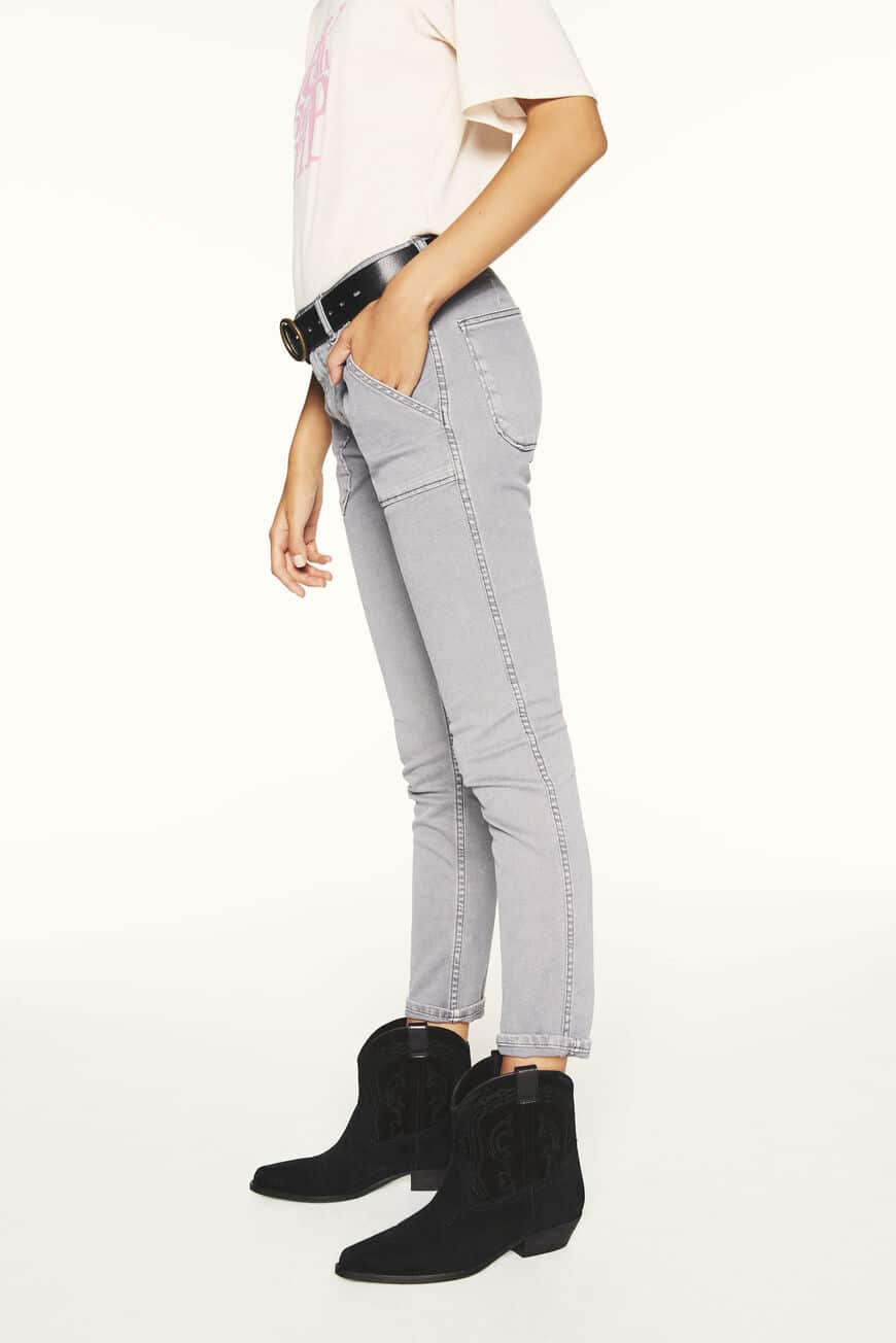 JEAN SALLY JEANS GREY