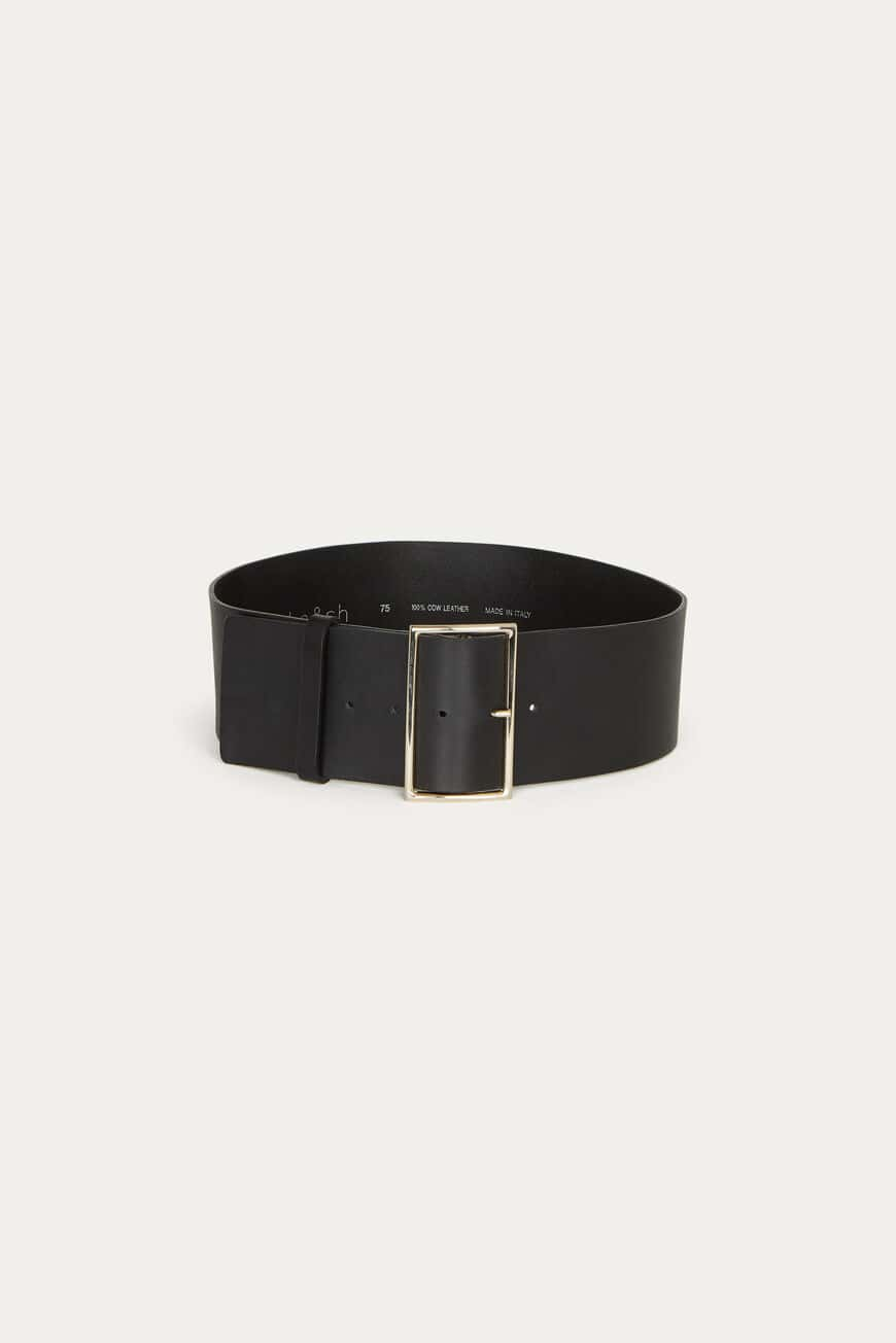BIANCA BELT BELTS NOIR