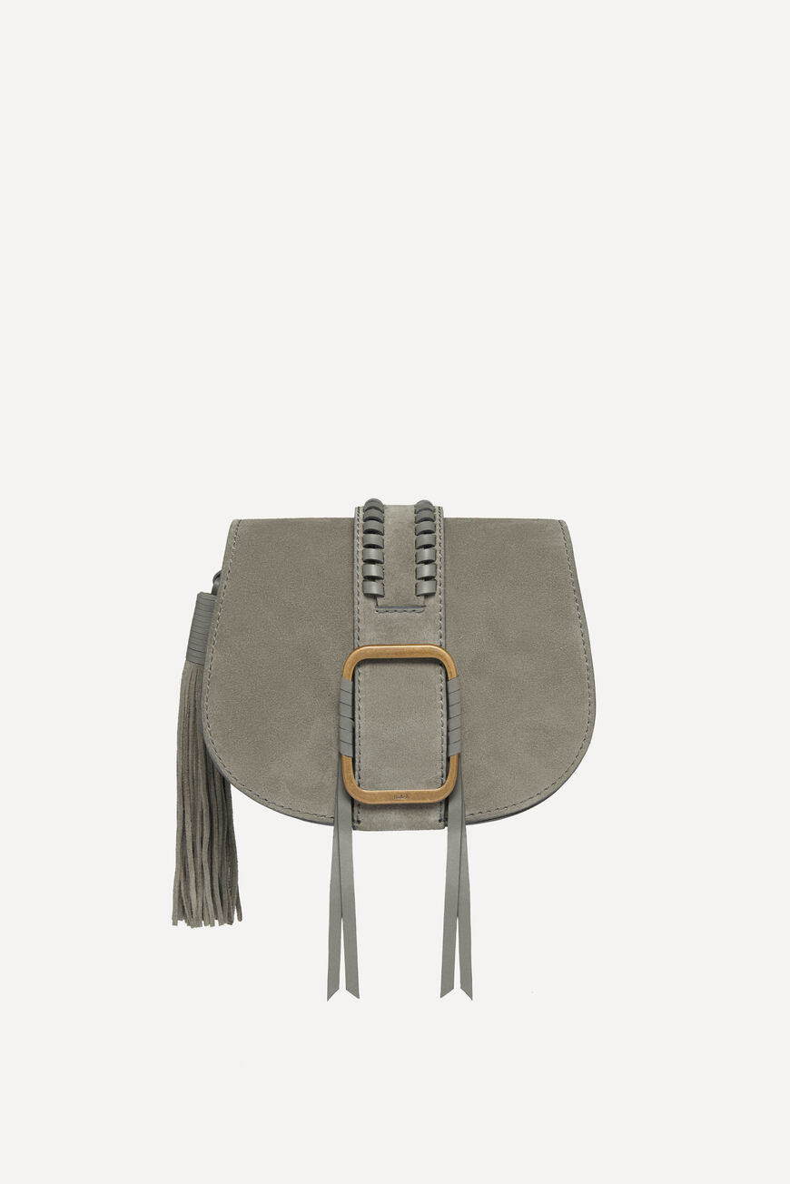 TEDDY S SUEDE BAG -50% off