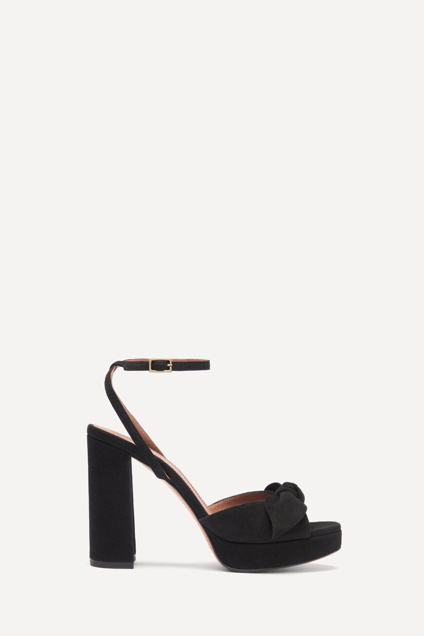 SANDALEN CENOR PUMPS AND SANDALS NOIR