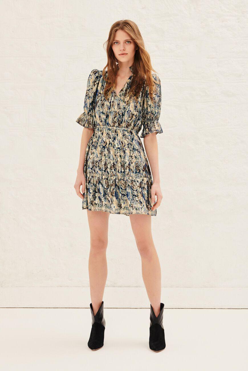 DRESS GLORIA MINI DRESSES CANARD