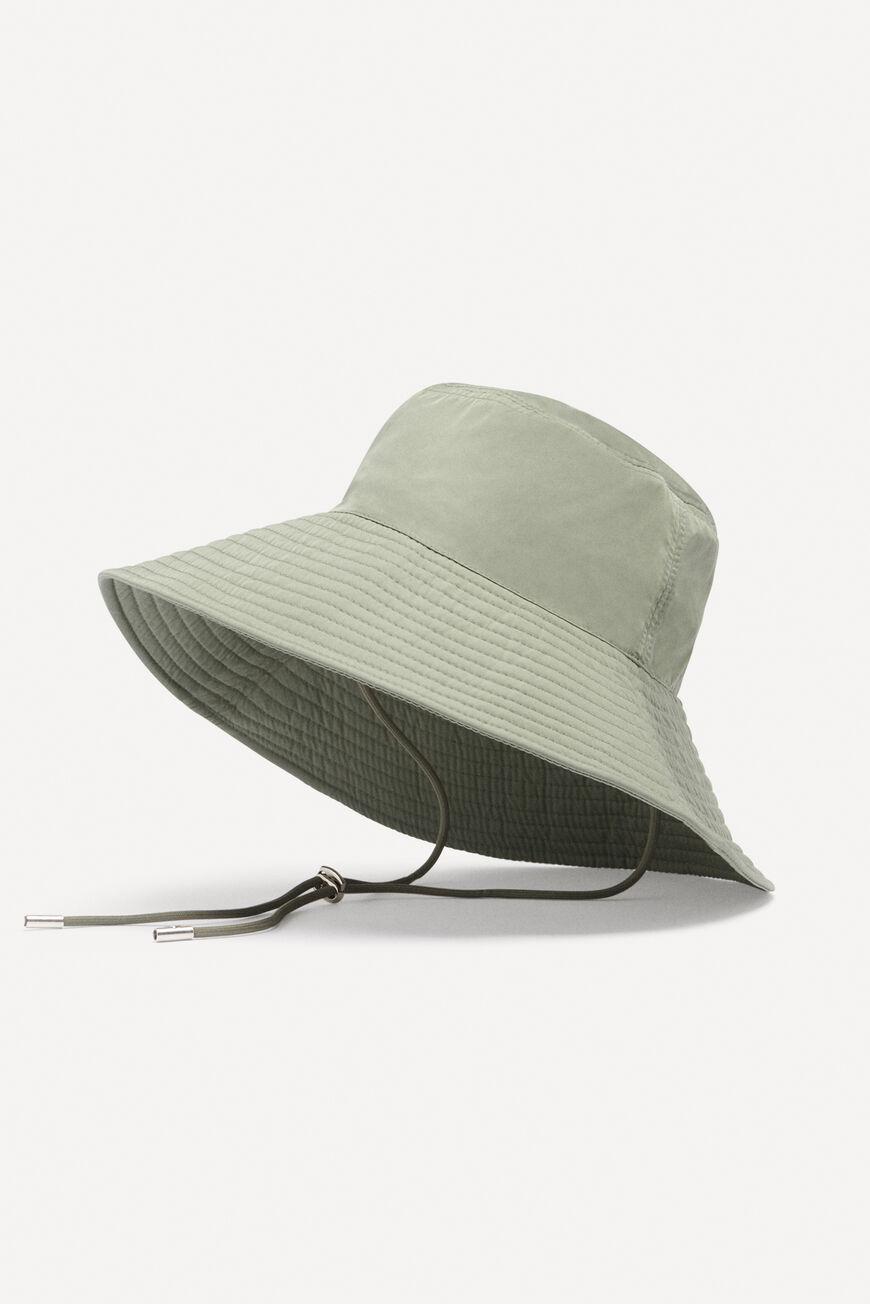 HAT HUMBRELLA HATS & CAPS KAKI BA&SH