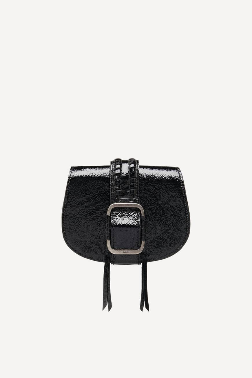 SMALL BAG TEDDY CROSSBODY BAGS NOIR