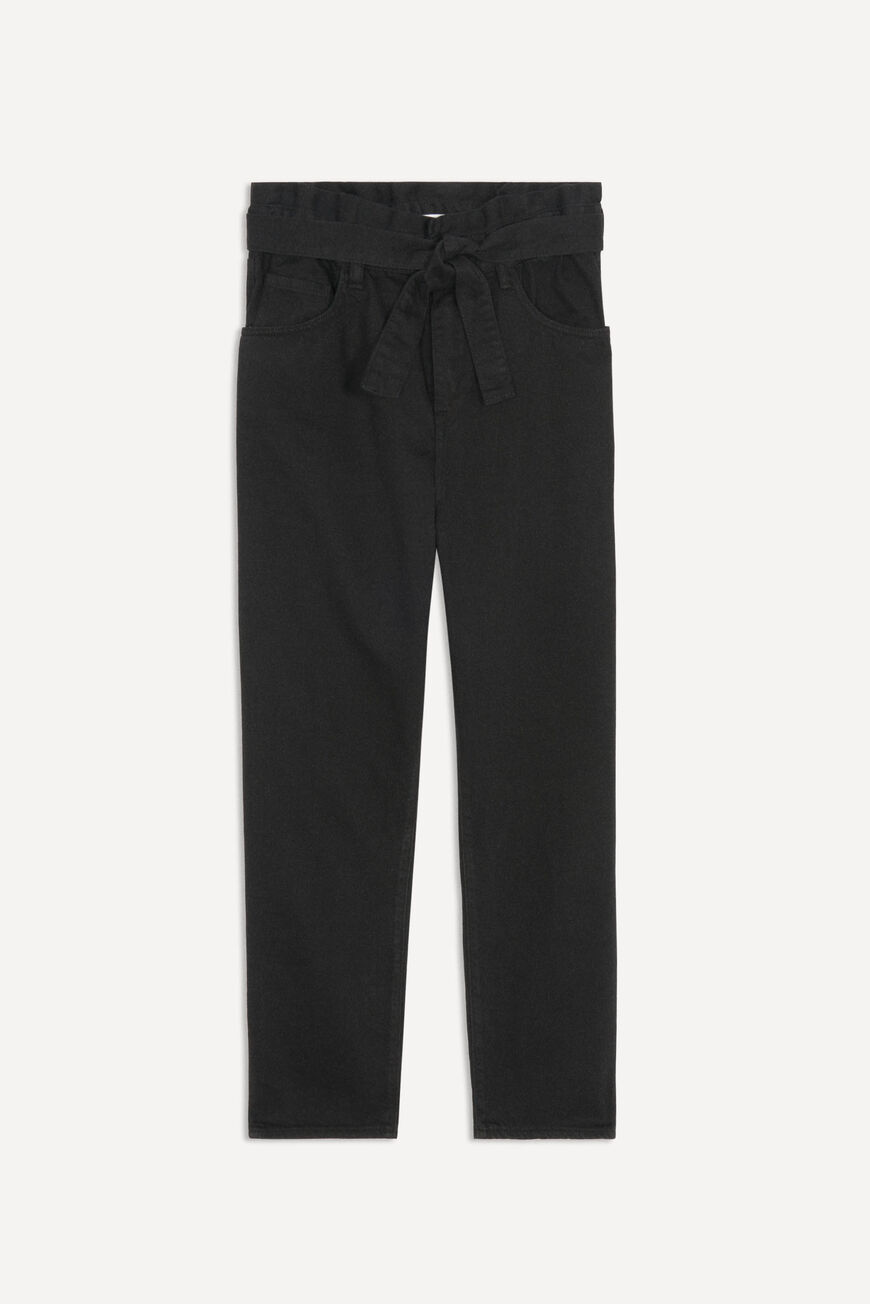TROUSERS JALIA TROUSERS BLACKSTONE