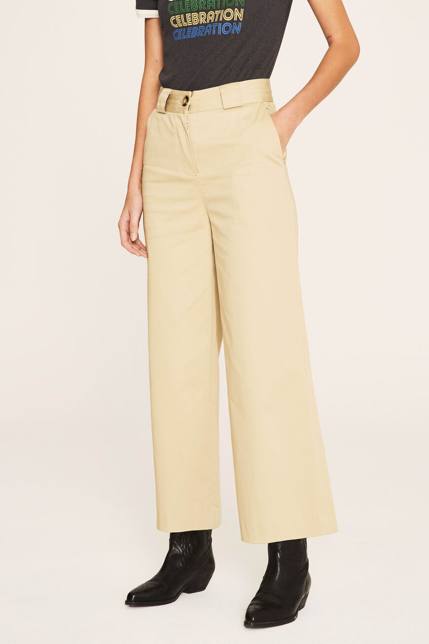 TROUSERS MONICA TROUSERS & JEANS