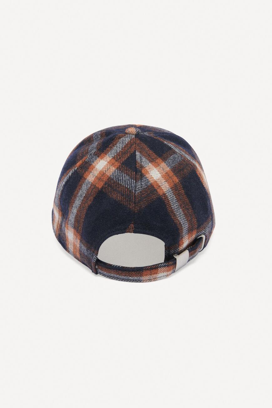GORRA HIGHSCHOOL HATS & CAPS MARINE BA&SH