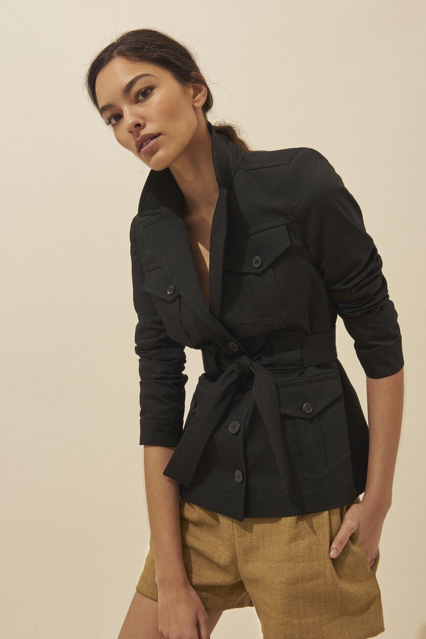 beb4c400e778d6 Veste, manteau ba&sh • Trench, veste en jean femme
